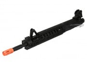 * Discontinued * G&G MRE Style Upper Receiver & RIS for G4/CM M4 Blowback (Black)