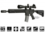 SOCOM Gear Full Metal Daniel Defense SOPMOD AEG Airsoft Gun