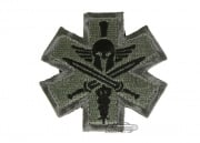 MM Tactical Medic Spartan Patch ( ACU )