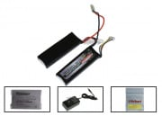 Tenergy 12.8v 1200mah 15c LiFePo Nunchuck Battery Package (Battery, Charger & Liposack)