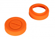 Hakkotsu Thunder B Flash Bang Cover Rings ( Orange )
