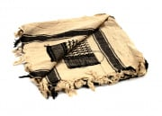 Valken Shemagh Tactical Scarf ( Tan / Black )