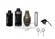 Valken Tactical Thunder B Grenade 3 Pack w/ Core ( Multi )