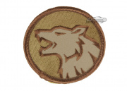 MM Wolf Patch (Desert)