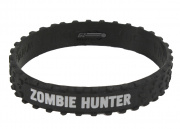 MM Zombie Hunter Band (Black) Large