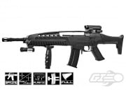 CYMA M8B Spring Rifle Airsoft Gun ( w/Laser, Scope, & Vertical Grip )