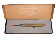 *Open Box Buy* WE MSK Full Metal Upper For Gas Blow Back Airsoft Gun (Tan)