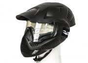 Annex MI-7 Full Head Cover Face Mask (Black)