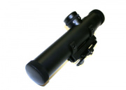 Leapers 4x20 Mini AR-15 Scope with Bullet Drop Compensator
