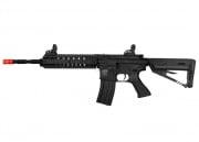 Valken Battle Machine MOD-L RIS Carbine Polymer AEG Airsoft Gun (Black)