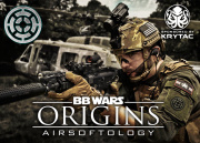 BB Wars | Origins | Airsoftology - Sponsored Exclusively by KRYTAC (Both Days/Imperials)