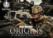 BB Wars | Origins | Airsoftology - Sponsored Exclusively by KRYTAC