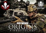 BB Wars | Origins | Airsoftology - Sponsored Exclusively by KRYTAC (Day 1/Rebels)