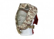 Bravo Airsoft Extreme Metal Mesh Face Mask (AR01)