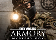 BB Wars Armory Mystery Box Feat. Monster Box worth over $1800!