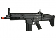 Classic Army Full Metal MK17-H AEG Airsoft Gun ( Black )