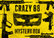 Crazy 88 Mystery Box feat. Custom HPA M240 Bravo Airsoft Gun Package