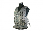 Condor/OE TECH Crossdraw Tactical Vest (ACU)