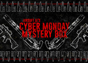 "Airsoft GI's Cyber Monday ""The Black Box"" Mystery Box Featuring Minigun"