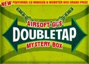 Airsoft GI's Double Tap Mystery Box feat. the Classic Army Minigun and $2200 Monster Box