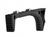 Strike Industries Link Curve Fore Grip in Black (KeyMod/Mlok Compatible)