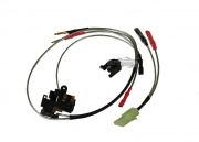 Echo 1 Low Resistance AEG Switch & Wire Assembly for M4