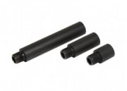 Echo 1 Version 2 3pcs Barrel Extension Set in CCW (109mm, 54mm, 34mm)