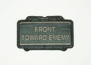 MM Front Toward Enemy Velcro Patch (ACU)