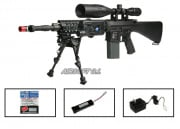 G&G Full Metal GR-25 SPR Airsoft Gun (Battery/BBs/Charger Package)