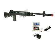 G&G Full Metal M14 AEG Airsoft Gun (Battery/BBs/Charger Package)
