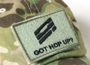 Airsoft GI Got HOP UP Patch Velcro (OD Green)