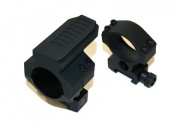 G&P 30mm Rail Mount for 20mm Rail