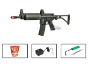 G&G Full Metal GR-300 Airsoft Gun (Battery/BBs/Charger Package/Short)