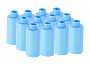 Hakkotsu Thunder B CO2 Sound Grenades Distraction Device Shell Package - 12 Pack (Blue)