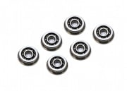 SHS Steel 7mm Bearing Set (Silver)