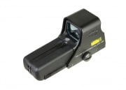 (Discontinued) Hurricane 552 Red Dot Holo Sight (Black)