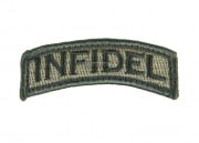 MM Infidel Velcro Patch ( ACU Dark )