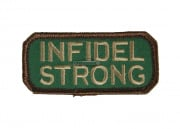 MM Infidel Strong Velcro Patch (Forest)
