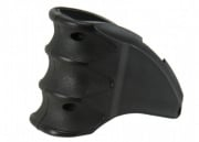 Bravo Airsoft Polymer Magazine Well Grip (Black)