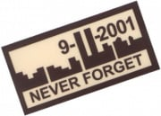King Arms Remember 911 Patch