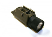 King Arms M3 Flashlight (OD)