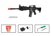 (Discontinued) KWA Full Metal M4 RIS 2GX Airsoft Gun (Battery/BBs/Charger Package/Airsoft GI)