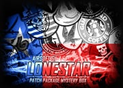 Airsoft GI Lone Star Mystery Patch Package feat. $1000 Airsoft GI Gift Certificate (USPS Shippable)
