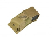 Condor Outdoor MOLLE Single M4/M16 Magazine Pouch (Tan)