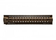 "Madbull Airsoft Daniel Defense Omega X 12"" Rail in (FDE)"
