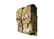 Condor Outdoot Double M4 Magazine Molle Pouch (Multicam)