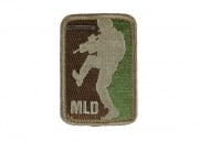 MM Major League Doorkicker Velcro Patch (Arid)