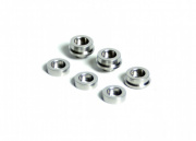 Modify Stainless Bushing for Smooth Gear Set 8mm (6 pcs)