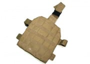 Condor Outdoor MOLLE Tactical Thigh Rig ( TAN )