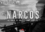 Operation NARCOS: RUSFOR/PLA